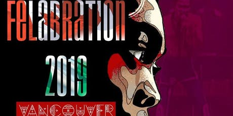 Felabration 2019 tickets