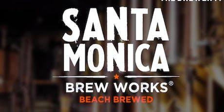 Santa Monica Brew Works Tap Takeover!! tickets