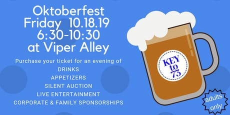 Key to 73 Oktoberfest 2019 tickets