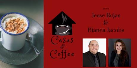 Casa & Coffee tickets