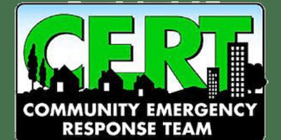 Community Emergency Response Team (CERT) 2020 Academy Los Gatos/Monte Sereno