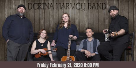 Derina Harvey Band tickets