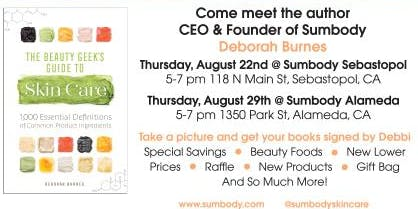 Book Signing Party @ Sumbody