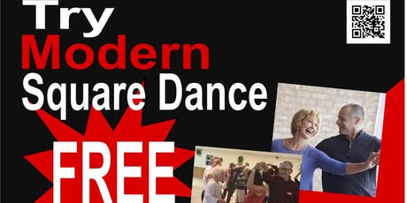 Try Modern Square Dancing tickets