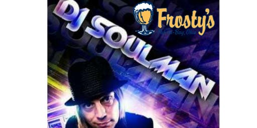 DJ Soulman LIVE at Frostys!!!