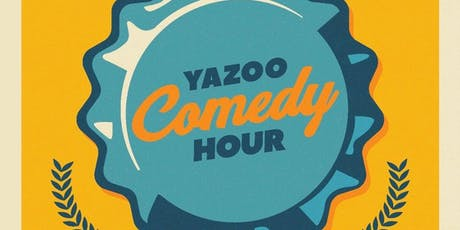 Yazoo Comedy Hour at Yazoo Brewery August Edition tickets