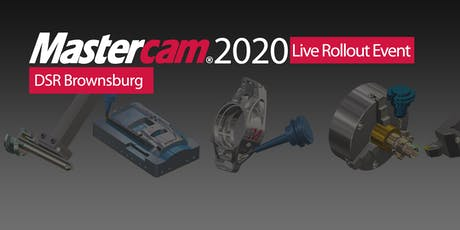 Mastercam 2020 Indiana Rollout @ Don Schumacher Racing Brownsburg IN tickets