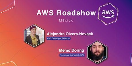 AWS Roadshow México 2019 - Monterrey tickets