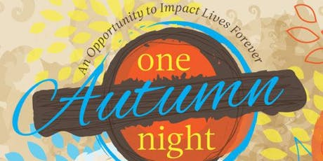 One Autumn Night tickets