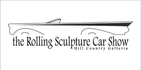 2019 Rolling Sculpture Car Show tickets