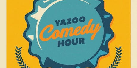 Yazoo Comedy Hour at Yazoo Brewery September Edition tickets