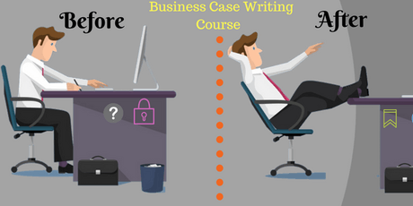 Business Case Writing Classroom Training in Wheeling, WV tickets