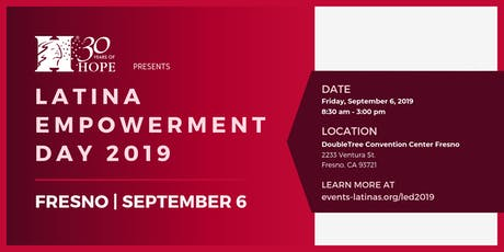 Latina Empowerment Day Fresno tickets
