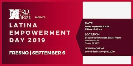 Latina Empowerment Day Fresno tickets