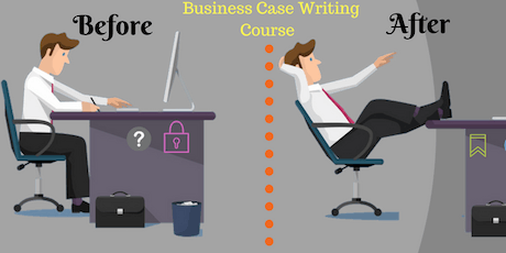Business Case Writing Classroom Training in Yarmouth, MA tickets