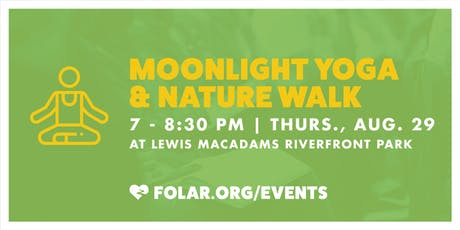 Moonlight Yoga & Nature Walk tickets