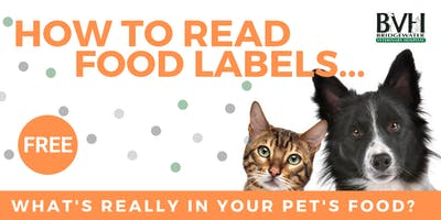 How to Read Food Labels: What's Really in Your Pet's Food?