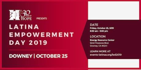 Latina Empowerment Day Downey tickets