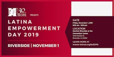 Latina Empowerment Day Riverside