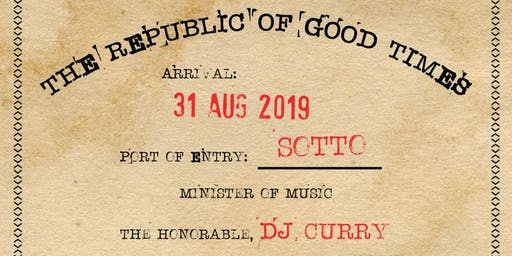Republic of Good Times - DJ Curry