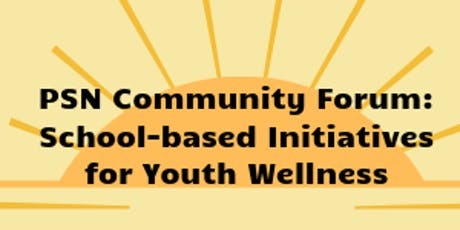 School-based Initiatives for Youth Wellness tickets