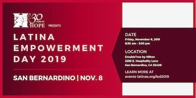 Latina Empowerment Day San Bernardino