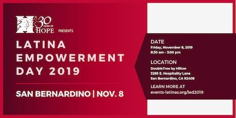Latina Empowerment Day San Bernardino tickets