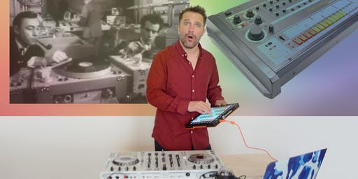 Talk/Performance: The History of Electronic Music