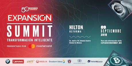 Expansion Summit 2019 boletos
