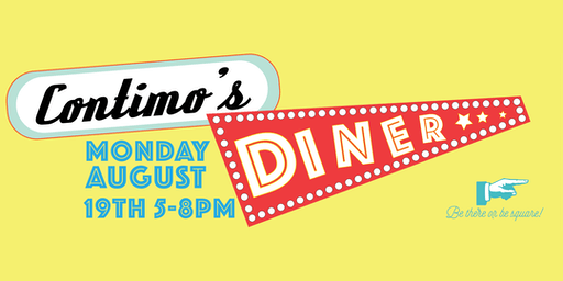 Contimo's Diner: Guest Chef Pop-Up at Grove
