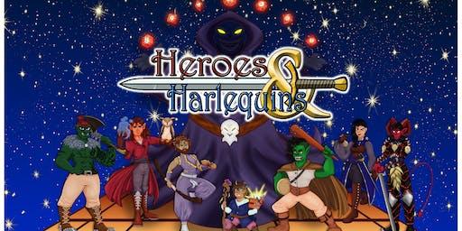 Heroes & Harlequins