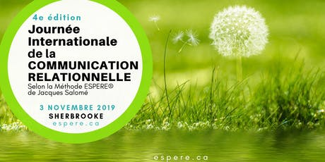 Journée internationale de la communication relationnelle - 4e Édition ! tickets