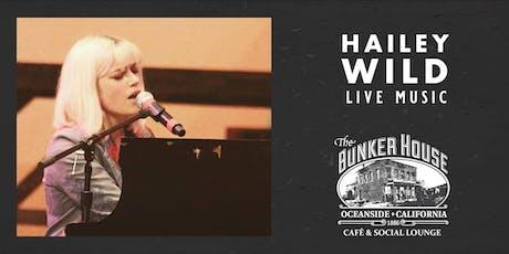 Hailey Wild Live Music tickets