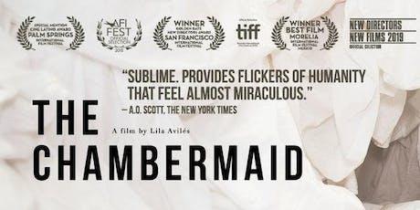 Screening: The Chambermaid tickets