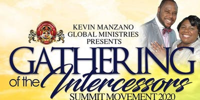 """GATHERING OF THE INTERCESSORS """"Heaven Touching Earth"""""""