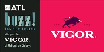 AIGA ATL August Buzz Happy Hour with Vigor®