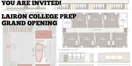 Lairon College Prep Grand Opening Ceremony tickets