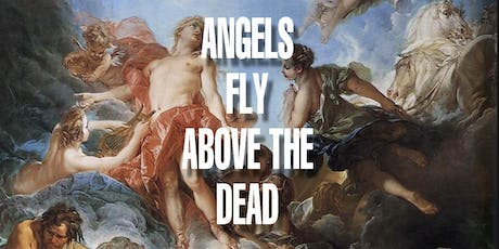 ANGELS FLY ABOVE THE DEAD: the fashion show tickets