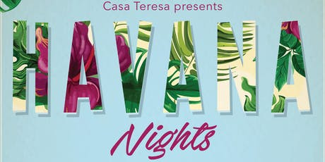 Casa Teresa's Havana Nights Gala tickets