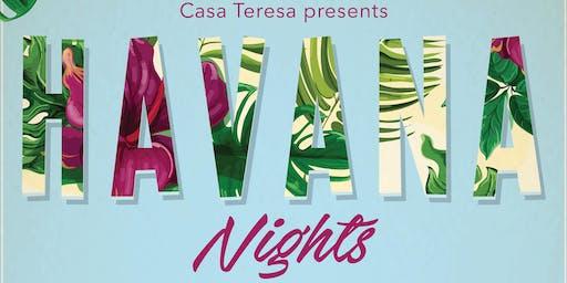 Casa Teresa's Havana Nights Gala