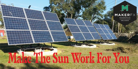 Make The Sun Work For You tickets