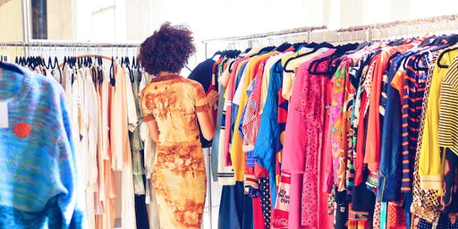 A Current Affair: Pop Up Vintage Marketplace in Los Angeles | Fall 2019