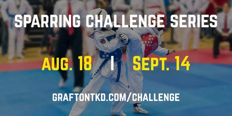 Sparring Challenge Series - September 2019 tickets