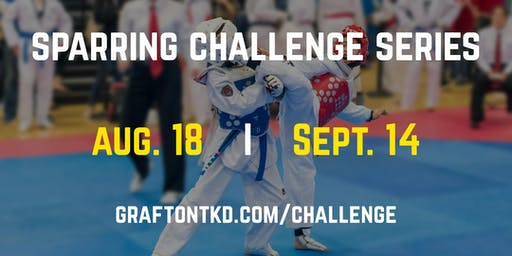 Sparring Challenge Series - September 2019