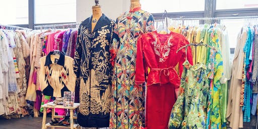 A Current Affair: Pop Up Vintage Marketplace in Brooklyn | Fall 2019
