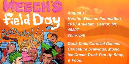 Meech's Field Day