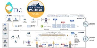 Leading SAFe 4.6 with SA Certification ( Atlanta)