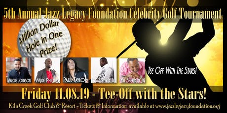 5th Annual Jazz Legacy Foundation Celebrity Golf Tournament tickets