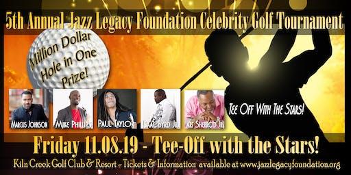 5th Annual Jazz Legacy Foundation Celebrity Golf Tournament
