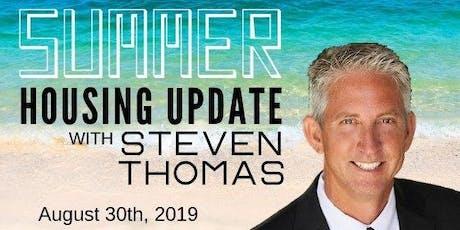 San Diego Economic Forecast with Steven Thomas tickets